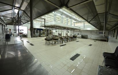 Edirne de Satılık Faal 3100 m2 Fabrika ve Özel Tesis
