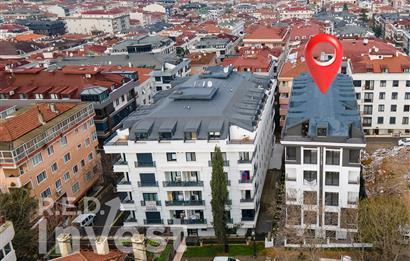 İdealtepe Koruda, Sıfır Binada,  Net 155 m2, Önü Kapanmaz, Satılık  4+1 Dubleks Daire!