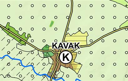 MERAM /KAVAK KÖYÜ KANDİLOĞLU BELE MEVKİİNDE 16.800.m2 TARLA