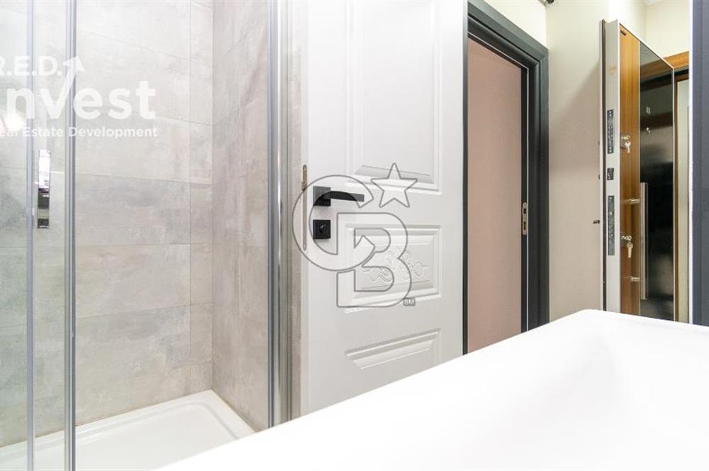 İdealtepe Koruda Yeni Binada Katta Yatırımlık 1+1 Satılık Daire!