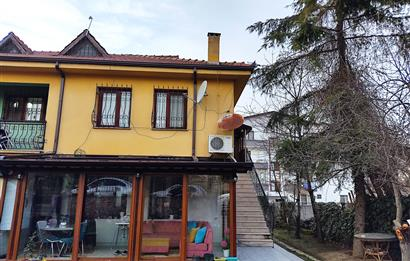 Değirmendere Atatürk Mahalle'sinde Satılık Bahçeli Üst Dubleks