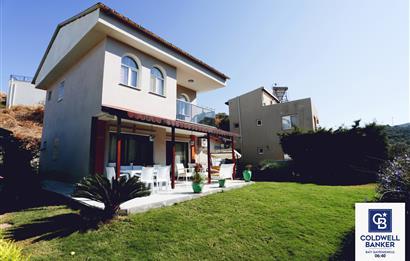 Foçada satılık müstakil villa