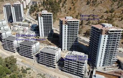 Park Yaşam Santorini Satılık 2+1 Daire Havuz ve Deniz Manzaralı