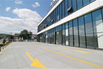 Esenyurt Aktim2 İşMerkezi Net 298m² Satılık Fabrika Katı