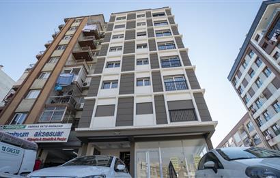 Karşıyaka Şemikler Mah.2+1 Anadolu caddesi üzeri lüks Daire