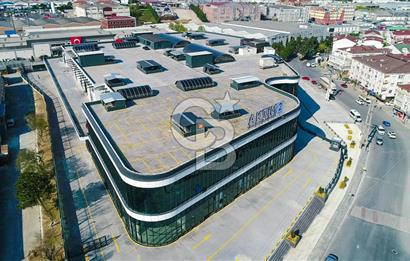 Esenyurt Aktim2 İşMerkezi Net 1.000m² Kiralık Fabrika Katı