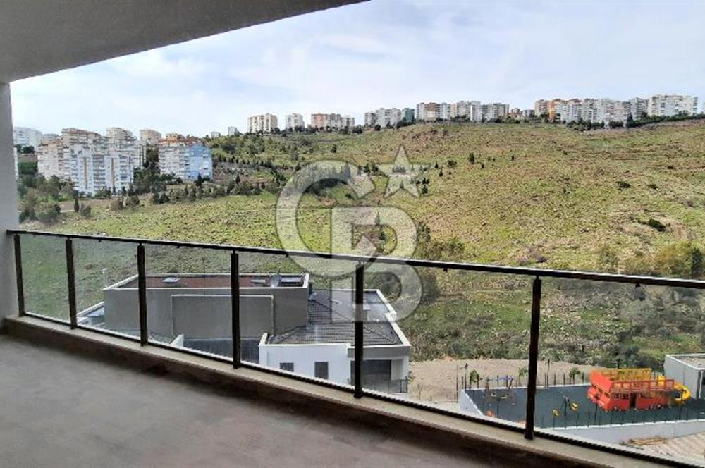 Park Yaşam Santorini'de Ferah Kiralık 1+1 Daire