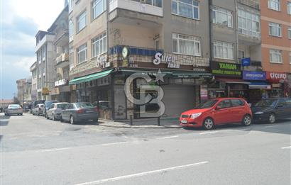 Sütçü İmam Cadde üzeri köşe konumda kiralık dükkan
