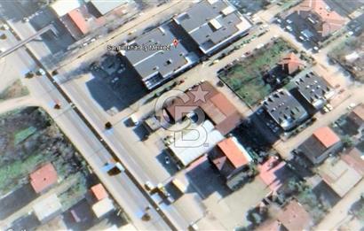 D130 Karayolu üzerinde, 200 m2 açık terası ile toplam 700 m2 İşyeri/Ofis.