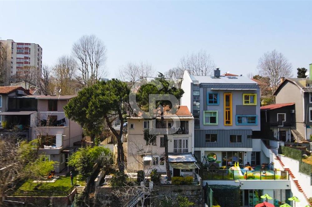 Etiler'de yatırımlık 525 m2  muhteşem Arsa