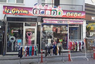 Pelitlibağ'da Cadde Üstünde Devren Kiralık Çocuk Giyim Mağazası