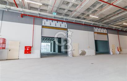 Modern Sanayi Sitesinde Net m²'den 711 m² Kiralık Fabrika