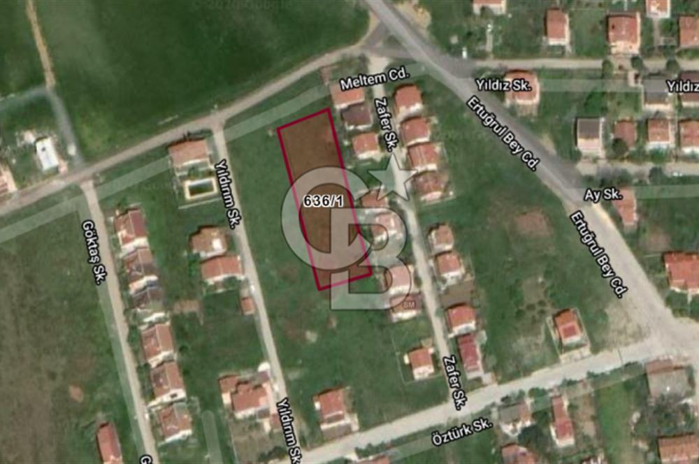 Silivri'de 1.705 m2 Villa İmarlı Satılık Eşsiz Arsa(Denize 220m)