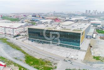 Modern Sanayi Sitesinde Net m²'den 603m² Kiralık Depo