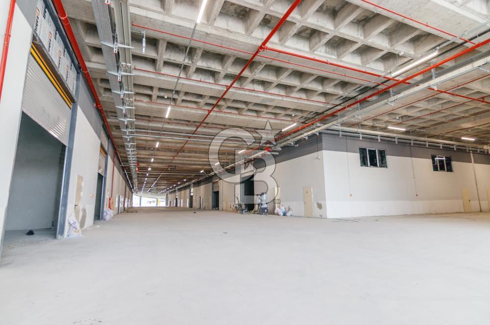 Modern San.Sit.Net m²den 1.206,22m² Zemine Basar Kiralık Fabrika