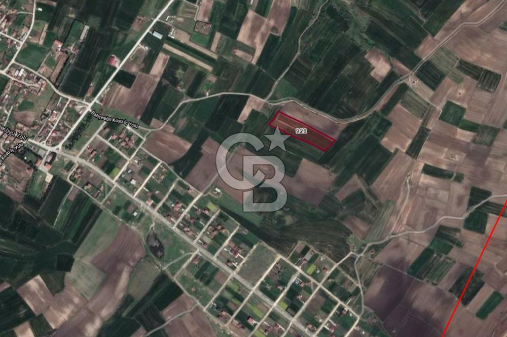 Kapaklı Bahçeağıl'da Harika Konum ve Fiyata 600m2 Satılık Arsa