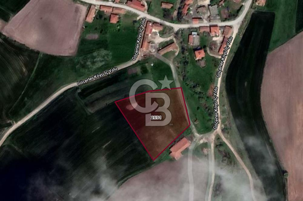 Tekirdağ Saray Göçerlerde 455m2 Satılık Arsa