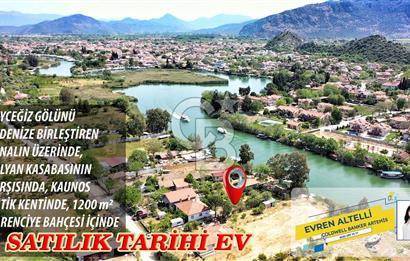 DALYAN'DA SATILIK TARİHİ BİR FIRSAT!