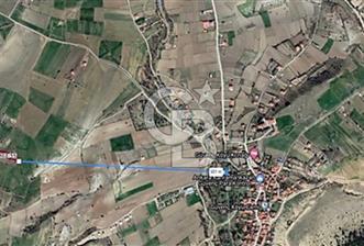 Kazan Gövenç Köyünde Satılık Tek Tapu Tarla