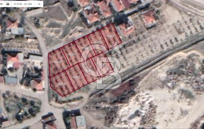 Pamukkale İlçesi Irlıganlı Mahallesin'de Satılık Arsalar