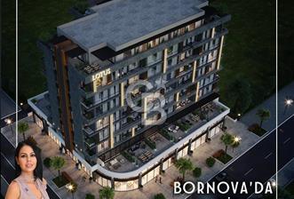 Bornova kazımdirik plazalar Bölgesi sıfır lüks 1+1 daire