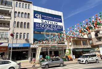 Tuğrul Caddesi Üzeri Kiralık Teraslı 105 m2 Ofis