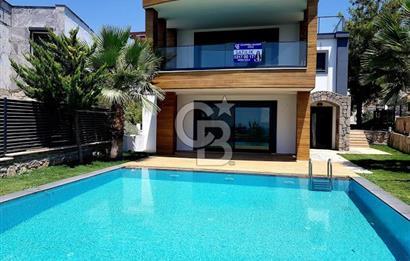 Bodrum Yokuşbaşı'nda Satılık Havuzlu Villa