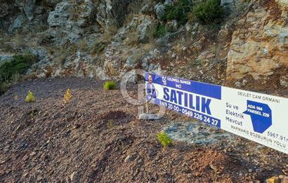 Marmaris Orhaniye Kızkumu Denize Sıfır Arazi