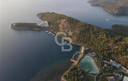 Marmaris Turgut Denize Sıfır Satılık Arsa