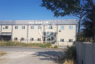 KEMALPAŞA'DA FABRİKA!!!