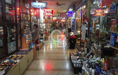 Alsancak Kıbrıs Şehitlerinde Satılık Amerikan Pasajında Dükkan