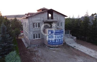 İncek Bulvarına Cephe Emsalsiz Satılık Fırsat Villa