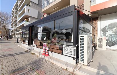İzmir Mansuroğlu Mahallesinde Kurumsal Kiracılı Harika Dükkan
