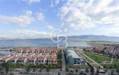 Mavişehir de Deniz Manzaralı Eşyalı 1+1 Kiralık Daire