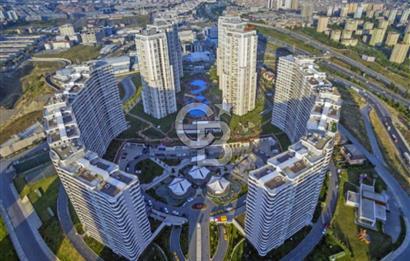 Ağaoğlu My World Europe'de Kiralık 3+1 169 m2 Büyük Balkonlu Daire