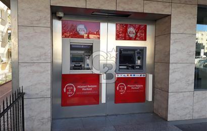 COLDWELL BANKER ARTI ' DAN BANKA KİRACILI SATILIK DÜKKAN